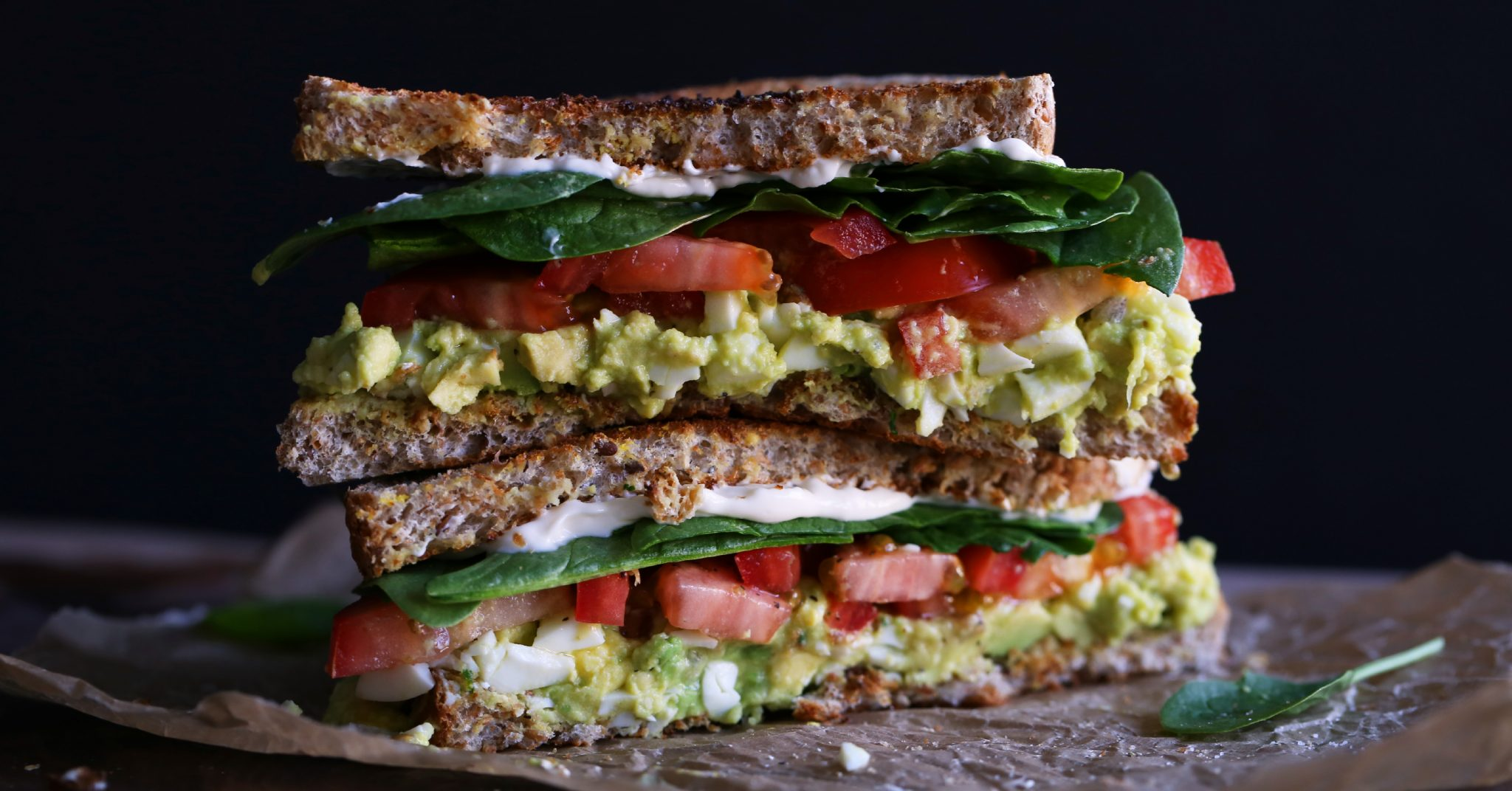 Egg Salad Sandwich (the Only One I'll Eat) Recipe — Dishmaps