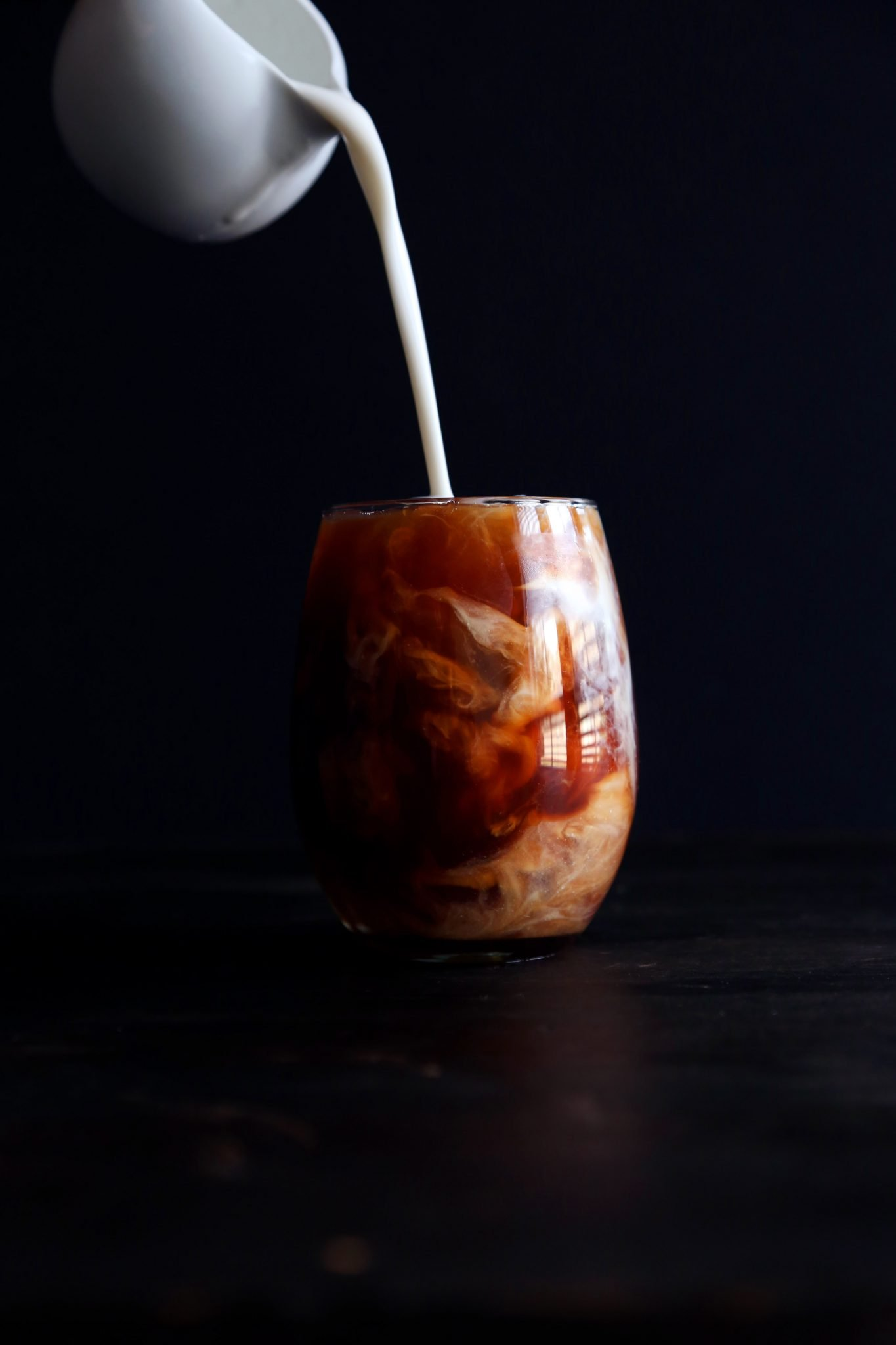 Homemade Coconut Thai Tea   Bubble tea variation included. Vegan, dairy and refined sugar free