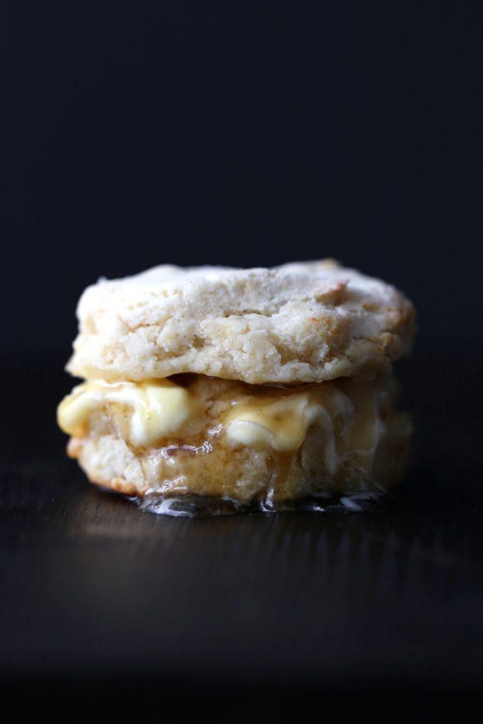 Fluffy Gluten-Free Biscuits | Free of gluten, dairy, and refined sugar.