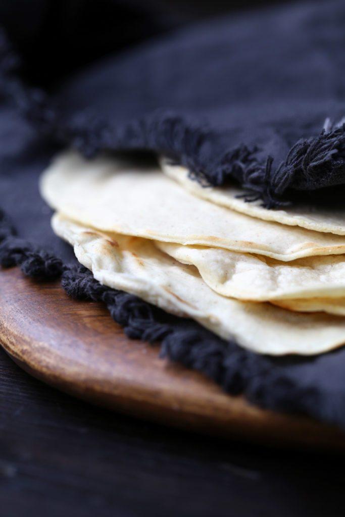 Roasted Chickpea & Sweet Potato Tacos | Gluten-free, dairy free, vegetarian, vegan