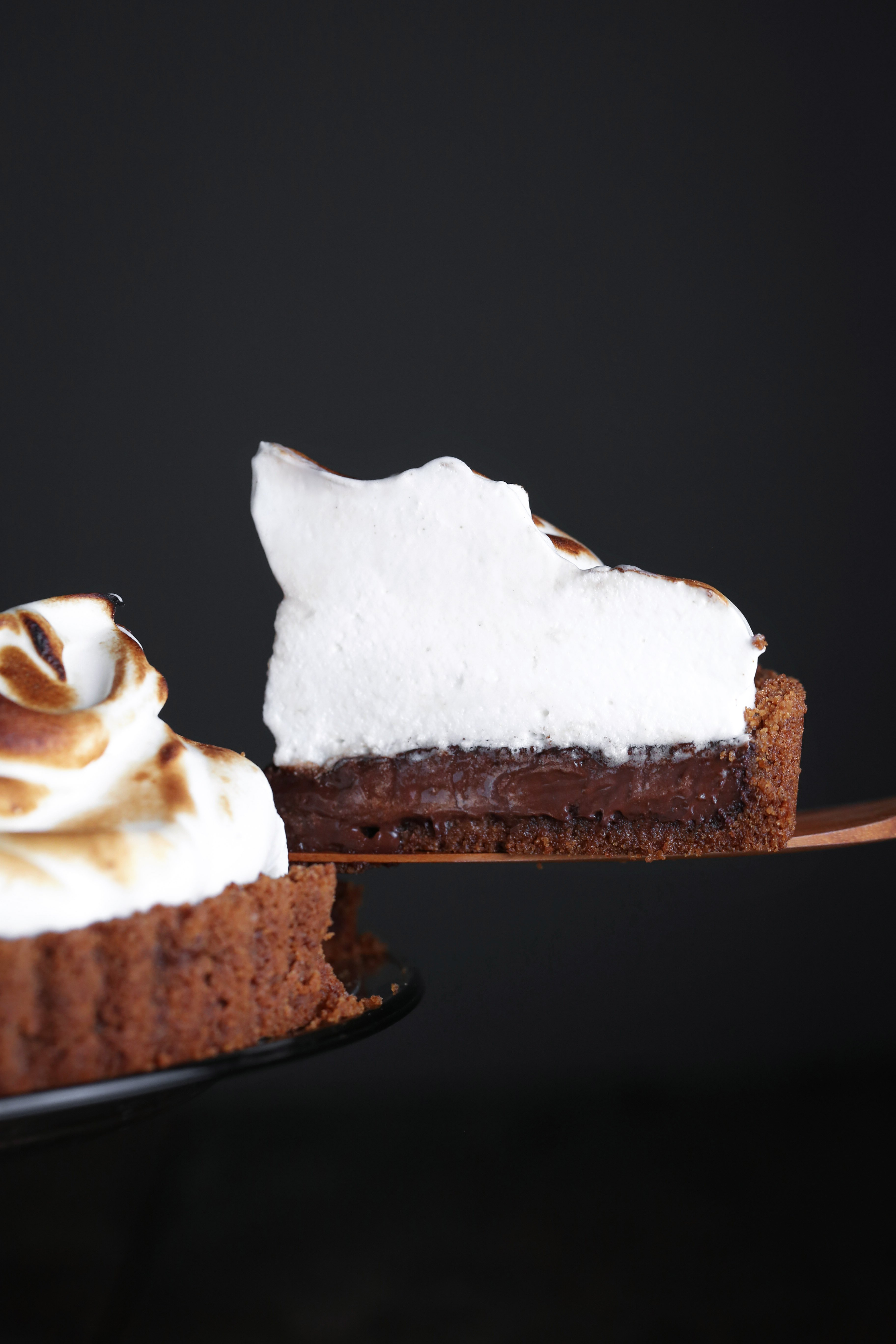 S'mores Tart | A delicious gluten and dairy-free dessert.