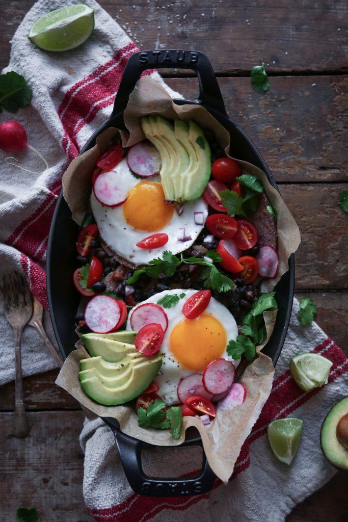 Huevos Rancheros | Gluten and dairy free.