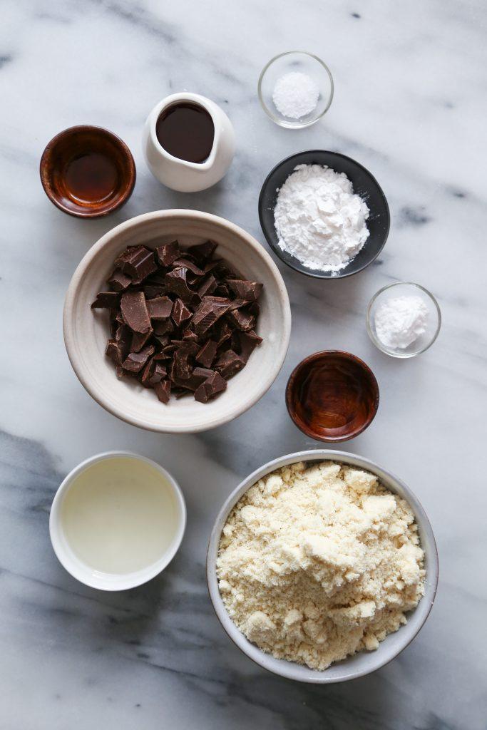 Paleo & Vegan Chocolate Chip Cookies | Grain, Gluten, Dairy, Egg, & Refined Sugar Free
