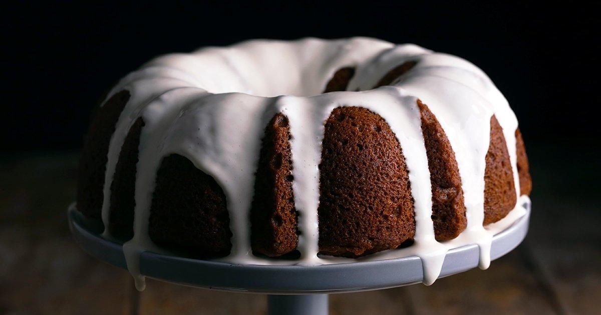 Vegan Pumpkin Bundt Cake Wife Mama Foodie