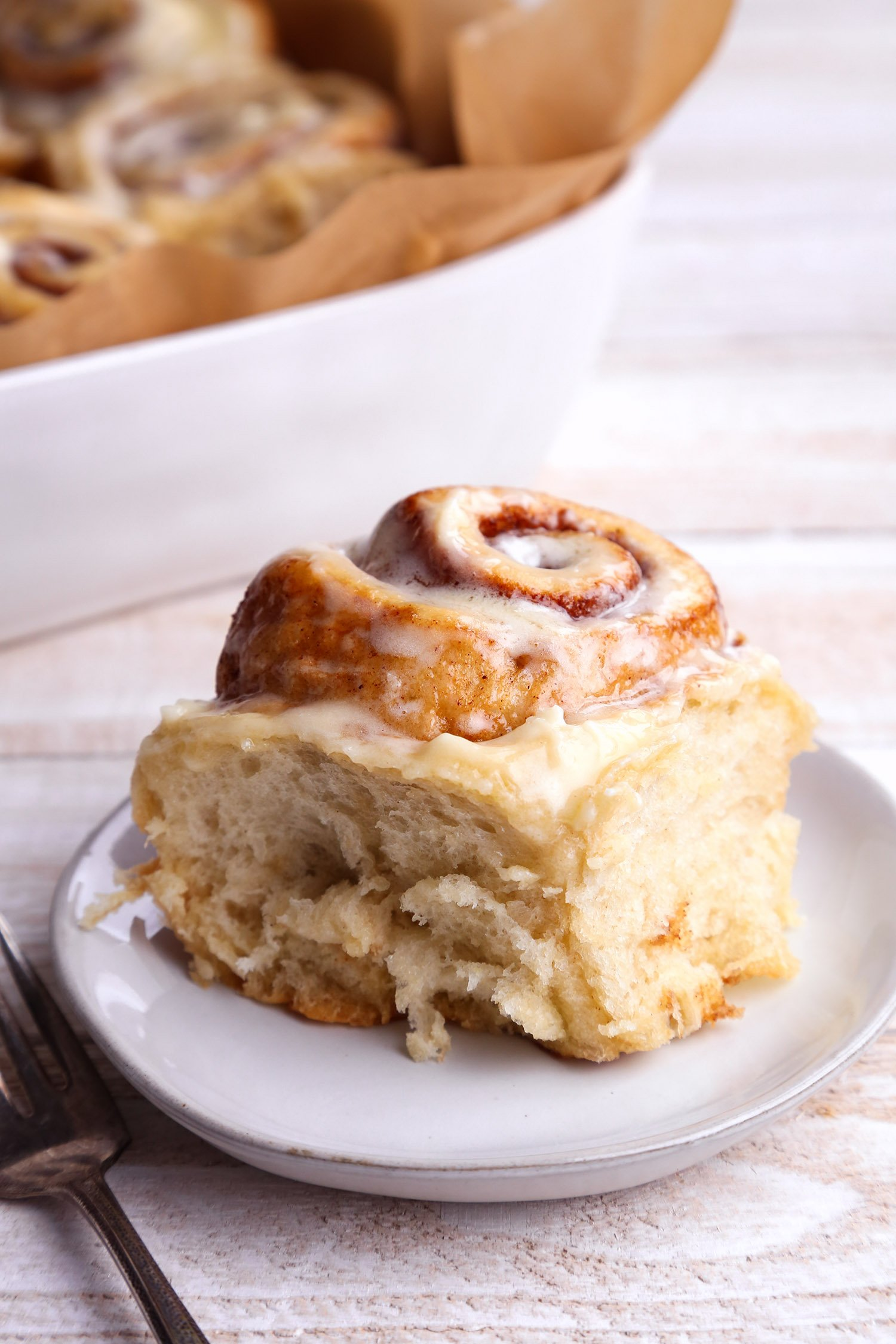 Simple Cinnamon Rolls | Refined Sugar Free and Vegan Friendly | Wife Mama Foodie