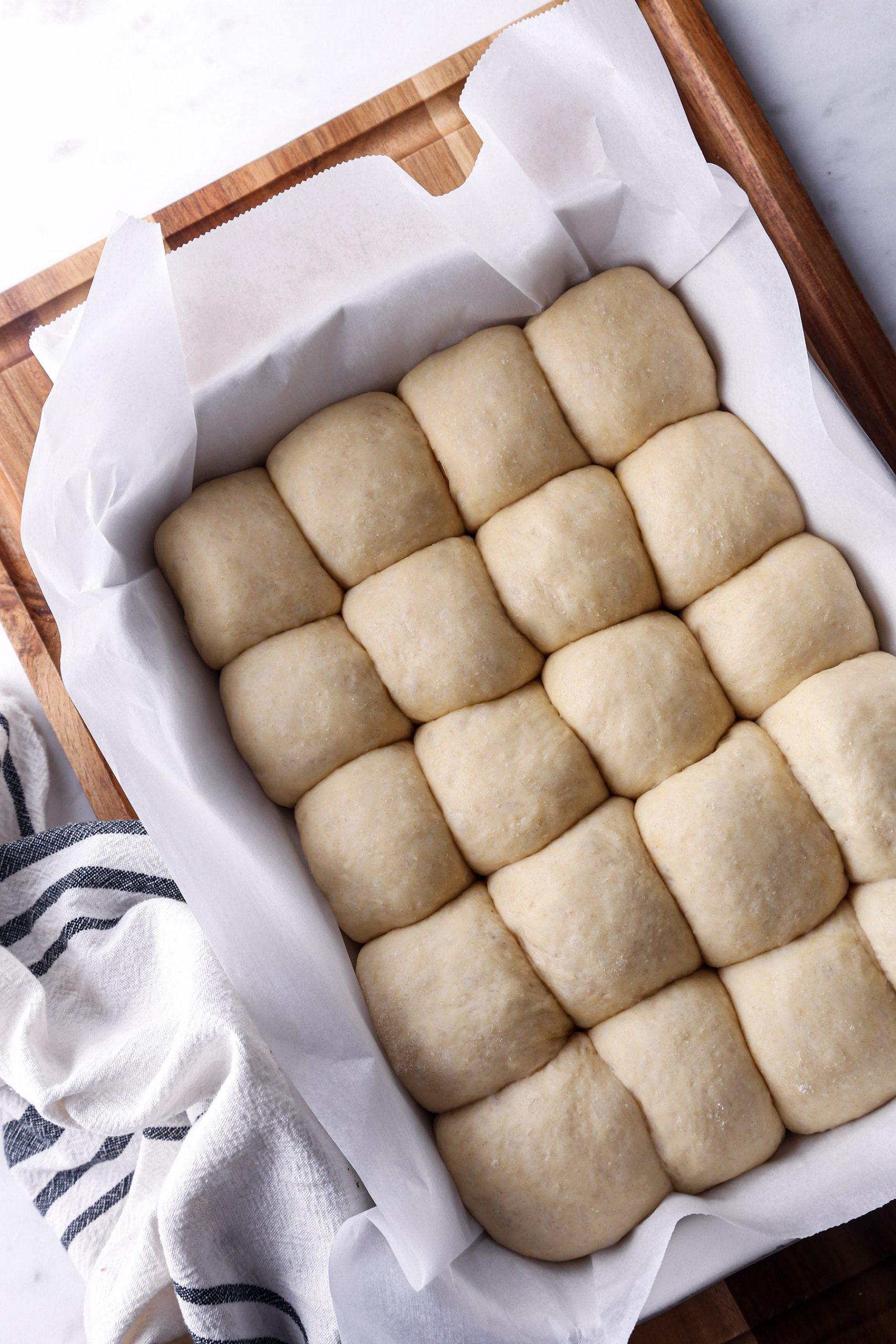 Soft 1-Hour Dinner Rolls