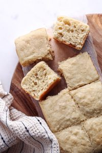 Fluffy Gluten-Free Dinner Rolls
