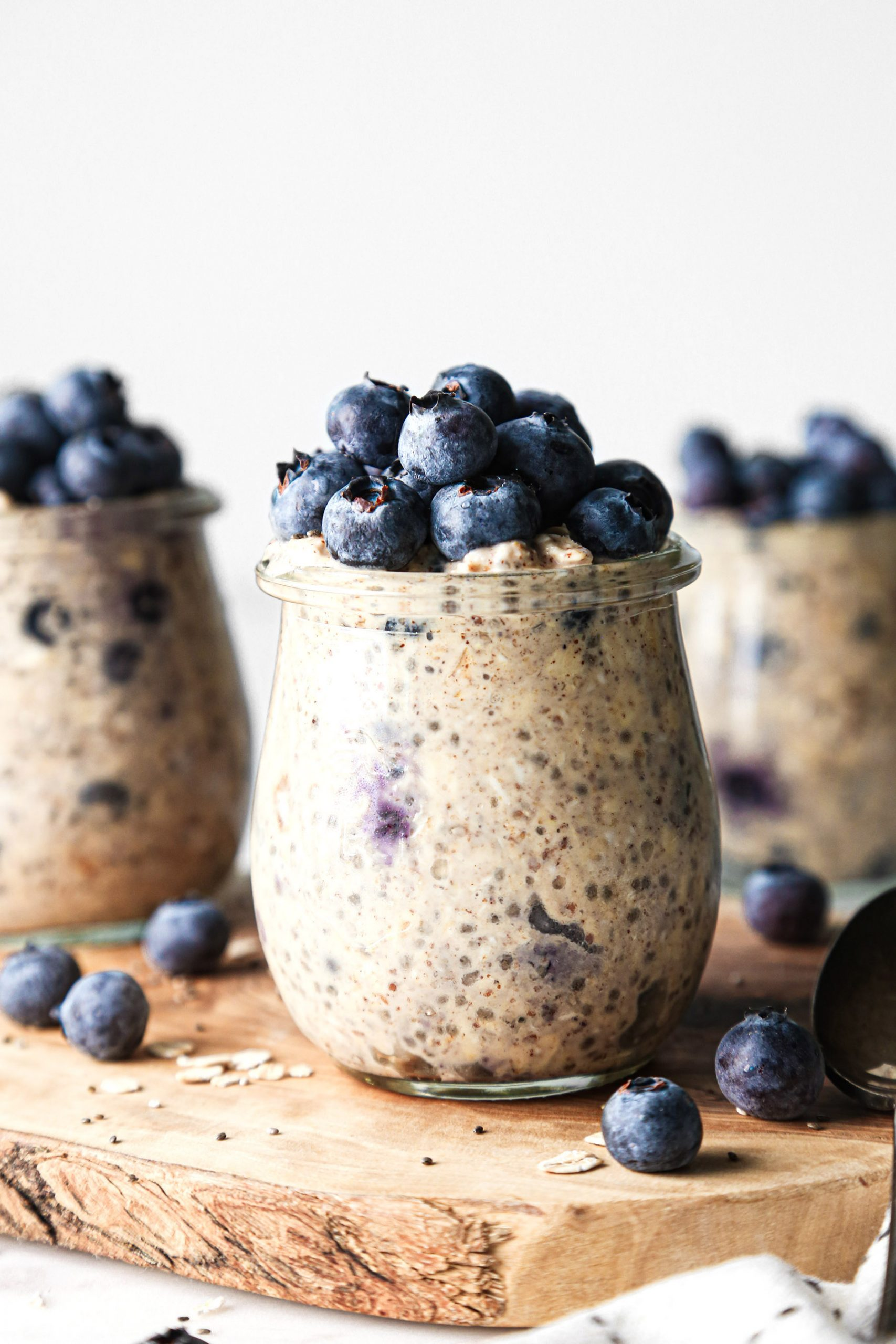 Superfood Overnight Oats | Vegan and Gluten-Free