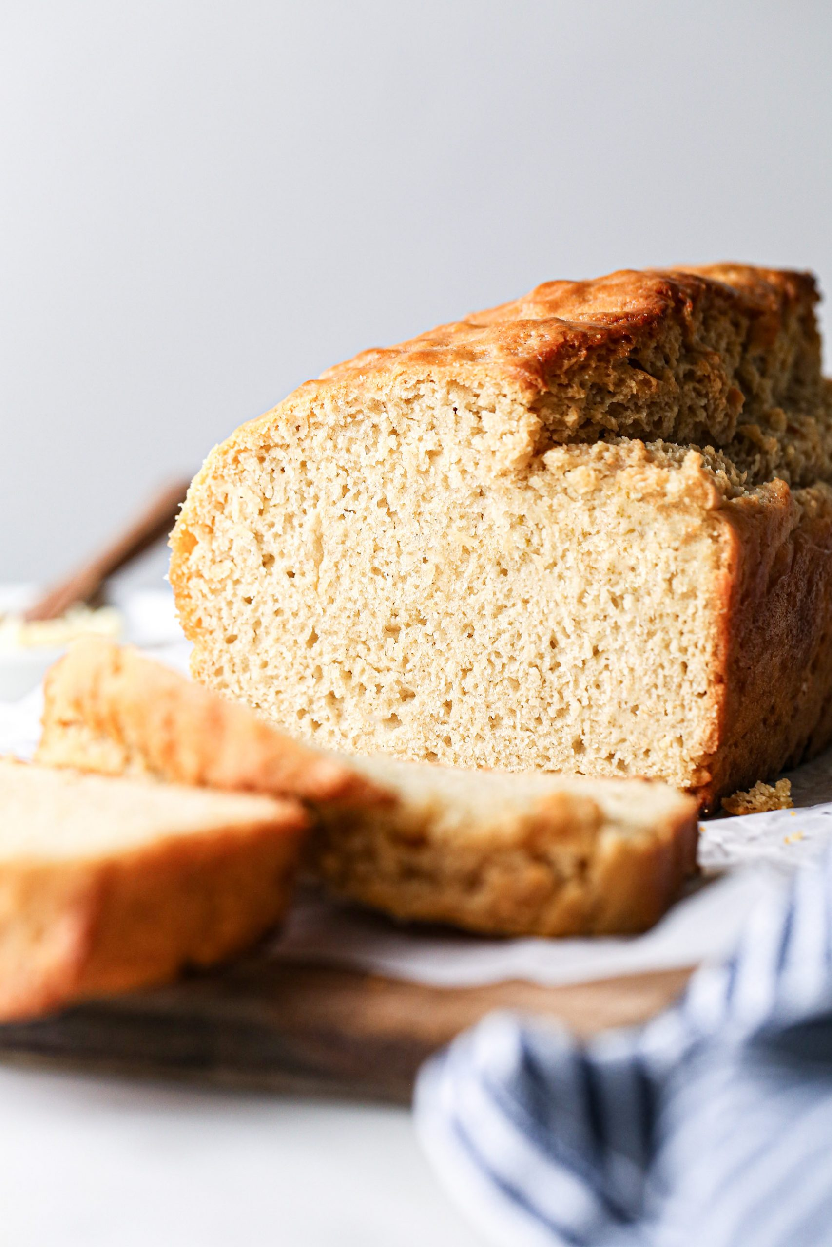 Simple Beer Bread | No Knead and No Yeast!