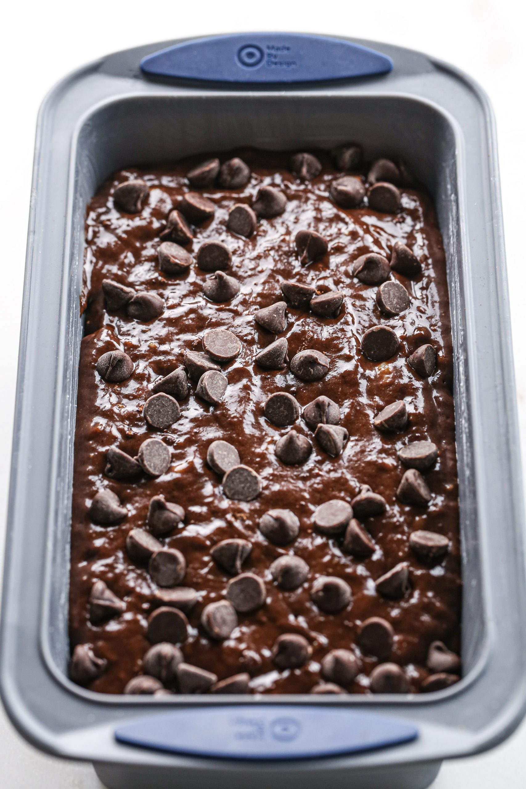 Chocolate Banana Bread | Vegan with gluten and refined sugar free options.
